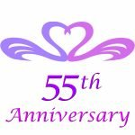 55th wedding anniversary gifts