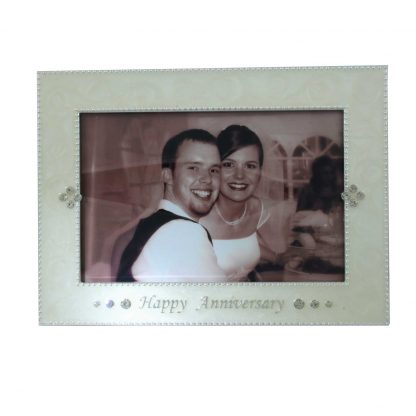 Forevermore by Regency Happy Anniversary photo frame 6x4