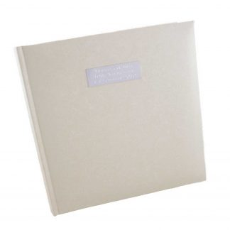 Large Photo Album With Tissue Interleaves by Kenro