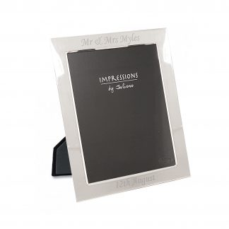 Silver Plated 5″x7″ Photo Frame 400023