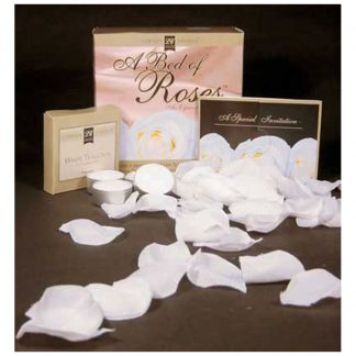 A Bed of Roses Kit - White
