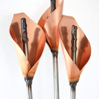 Copper & Steel Calla Lilly