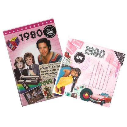 CD & DVD ~ Revisit the Music & News of 1980