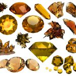 gemstone wedding anniversary gifts imperial topaz