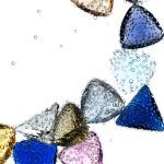 gemstone wedding anniversary gifts spinel (all colours)