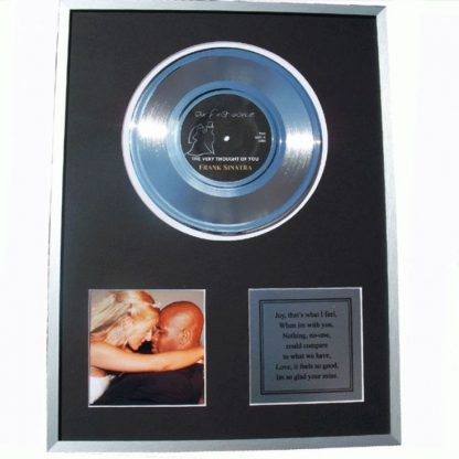 The First Dance plaque