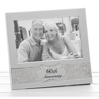 60th Anniversary Photo Frame