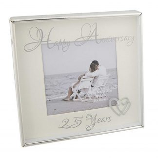 Mirror Message Frame 3x3 25th Anniversary 285653