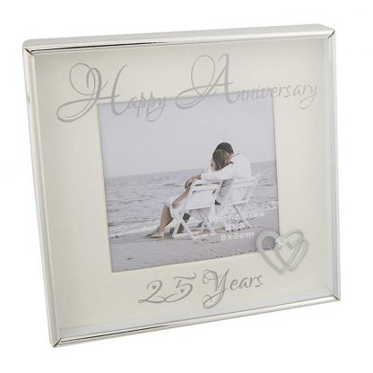 Mirror Message Frame 3x3 25th Anniversary 285653