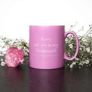 My Turn To Pop The Question Personalised Proposal Mug