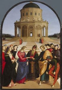 The Marriage of the Virgin (Raphael)
