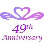49th wedding anniversary gifts