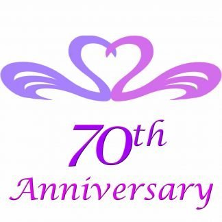 70th Anniversary Gifts