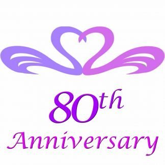 80th Anniversary Gifts