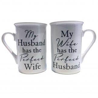 Perfect Wife Perfect Husband Gift Set wg678