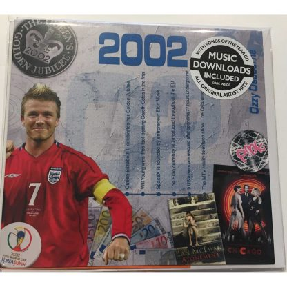 CD - A Time to Remember, The Classic Years - 2002