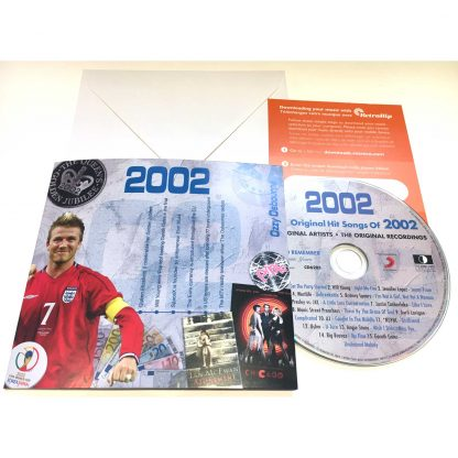 CD - A Time to Remember, The Classic Years 2002