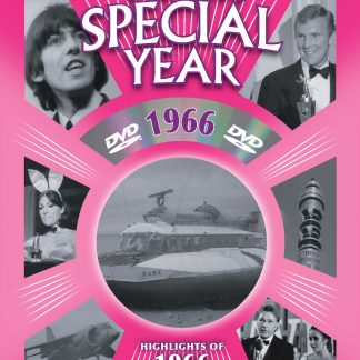 55th Anniversary DVD Greeting Card - 1966 by New Media Greetings