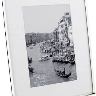 Silverplated Frames 6x4